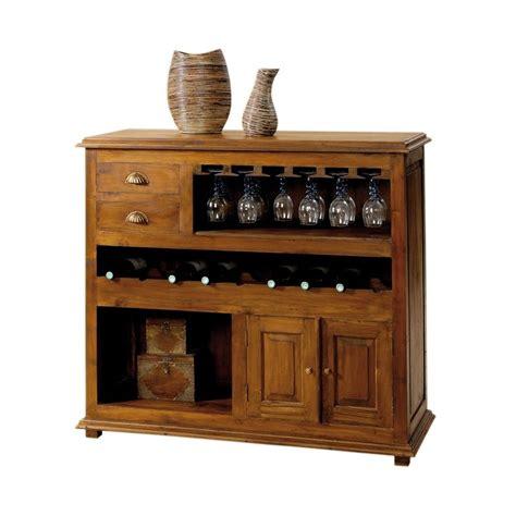 comptoir meuble bar comptoir bar en teck pas cher origin s meubles