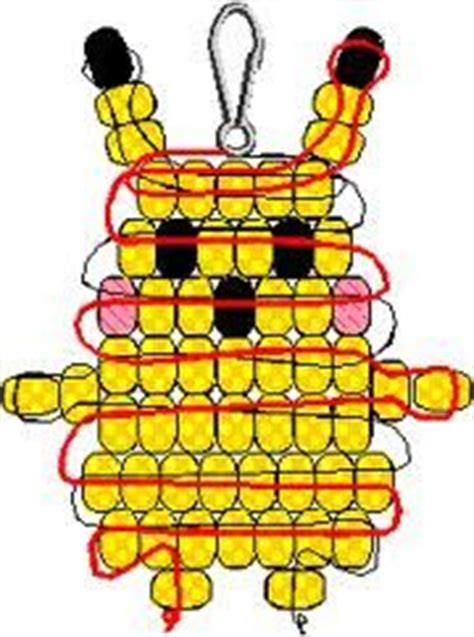 bead and string animals 1000 images about bead buddy patterns on pony