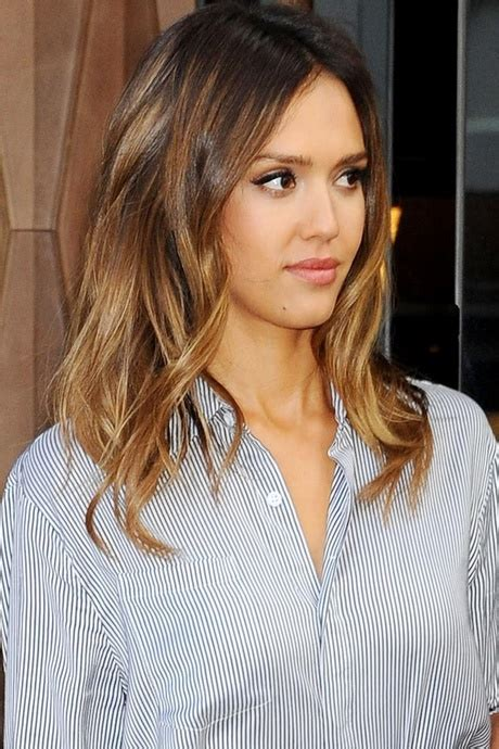 Below Shoulder Length Hairstyles by Hair Below Shoulder Length