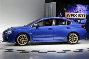 2015 Subaru Sti Horsepower 2015 Subaru Wrx Sti Specs And Price Release Date Engine