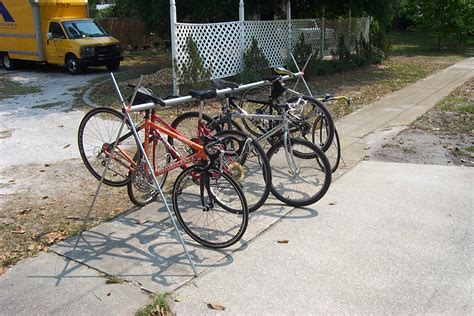 The Bicycle Rack by The Triathlon Bike Rack Pictures And