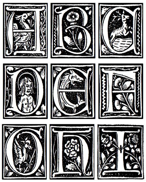 decorative initials font abcdefridays drop caps
