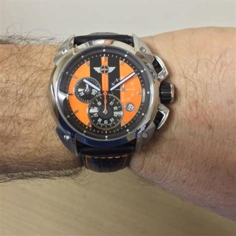 Mini Cooper Chrono Mens Black Rosegold 3 s watches mini cooper swiss made chronograph unisex quartz dress quot top brand item
