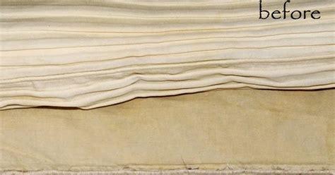 artistic washing yellow pillows into white pillows