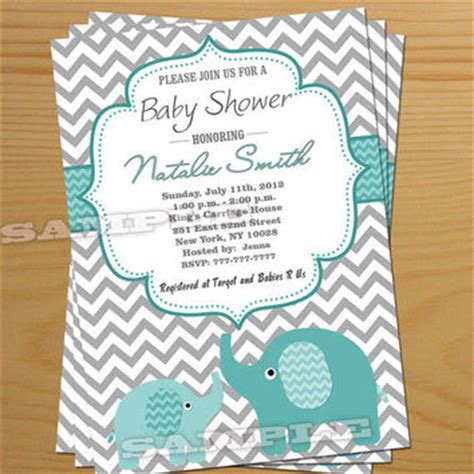free printable elephant baby shower invitations boy baby shower invitation elephant baby from diymyparty