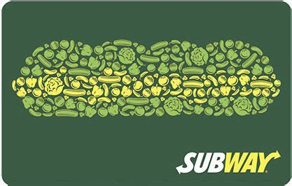 Subway E Gift Card - best 25 subway gift card ideas on pinterest sunshine in a box sunshine box and box