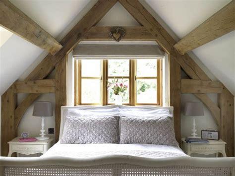 bedroom architect designed cottage   cotswolds