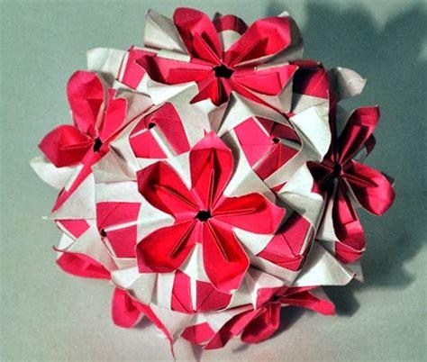 cara membuat origami bunga kusadama origami kusudama yang cantik untuk hiasan rumah anda