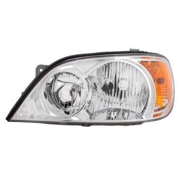 Kia Sedona Headlight Everydayautoparts 02 03 04 05 Kia Sedona Drivers