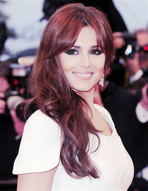cheryl cole hair extensions celebrities wearing hair extensions