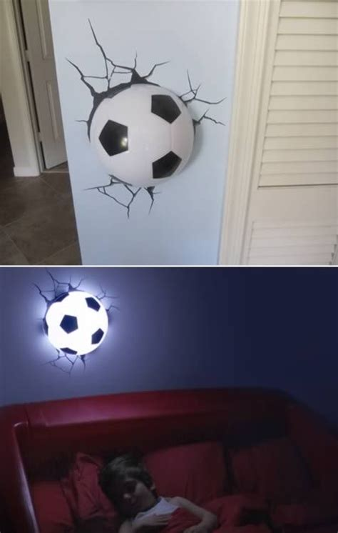 soccer ball wall light 17 best images about sports on pinterest volleyball