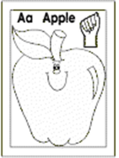 american sign language alphabet coloring pages http www