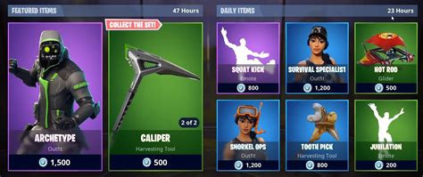 fortnite item shop today item shop july 2nd retro epic