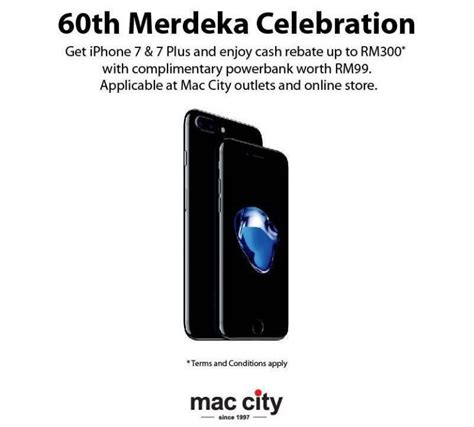 Iphone Mac City mac city merdeka promotion offers iphone 7 and iphone 7