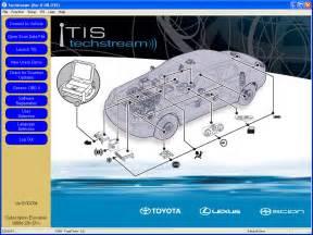 Toyota Techstream Software Toyota Techstream V8 11 006 6 2013 Toyota Tis Free
