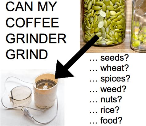 Grind Spices The Easy Way by What Else Can A Coffee Grinder Grind