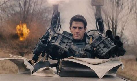tom cruise in alien film tom cruise dies again and again in new action packed