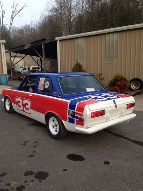 datsun 510 race car for sale 1972 datsun 510 race car itc or bs in historics