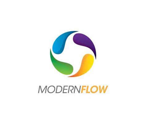 design free modern logo free modern colorful logo psd logos