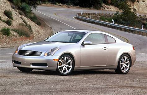 Infiniti G35 Review by Car Review 2004 Infiniti G35 Coupe Driving