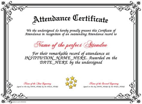 9 best images about awards certificate templates on