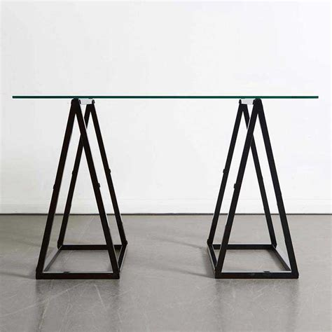 a frame table by christopher duffy wood furniture biz