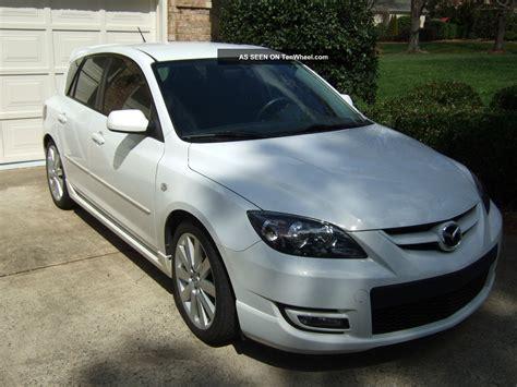 2008 mazda 3 mazdaspeed hatchback 4 door 2 3l condition