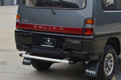 1991 mitsubishi delica 1991 mitsubishi delica for sale 89400 mcg