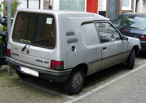 peugeot car van cars you didn t know existed page 75 general