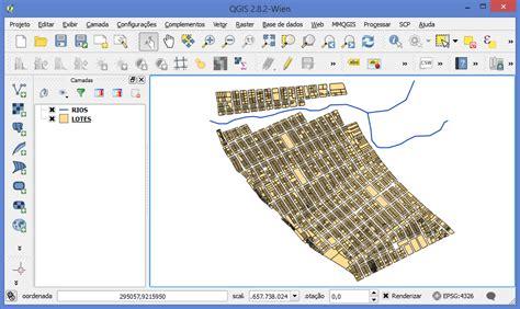 como criar layout no qgis como gerar buffer no qgis usando plugin mmqgis anderson