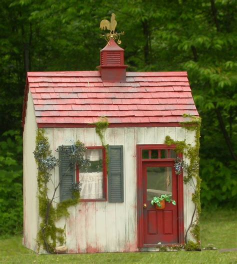 doll house shed dollhouse miniature shed kit joy studio design gallery best design