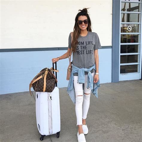 comfortable clothes to travel in best 25 white jeans outfit ideas on pinterest white