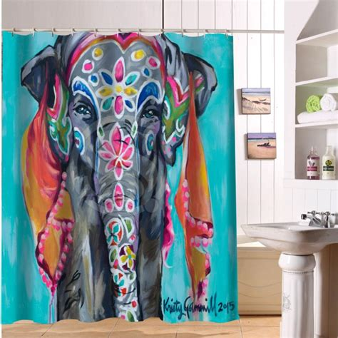 colorful shower curtain colorful fabric shower curtains www imgkid the