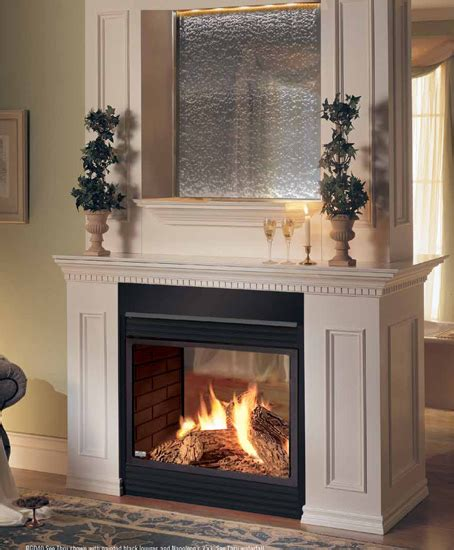 Multi Sided Fireplace by Crg Heating Cooling Furnace Fireplace A C