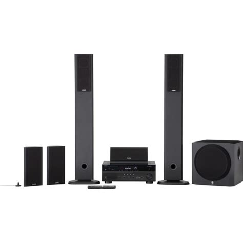 yamaha yht ubl  channel network av home theater yht