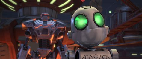 wallpaper ratchet clank clank robot  animation