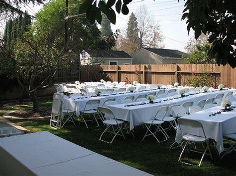 Cheap Backyard Wedding Ideas Best 25 Small Backyard Weddings Ideas On Pinterest Small Weddings Small Intimate Wedding And
