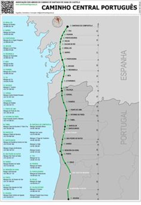 camino portugu s lisbon porto santiago central and coastal routes books camino portugu 233 s variante espiritual i cammini di