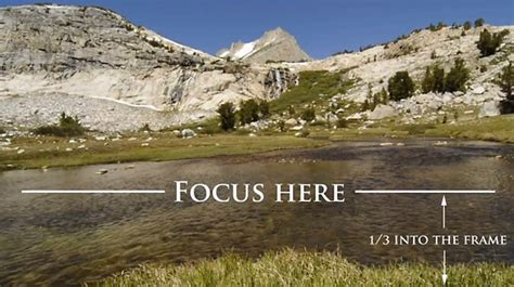 Landscape Photography Where To Focus How To Nail Your Focus For Sharp Landscape Photos Every Time