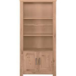 homebase bookcases schreiber woburn bookcase oak