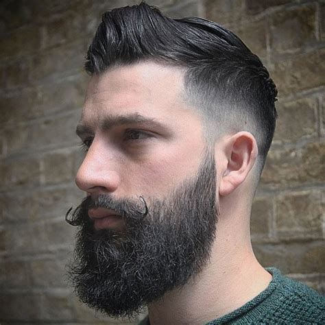 Hairstyle Helpers by Image Gallery Most Popular Beard Styles