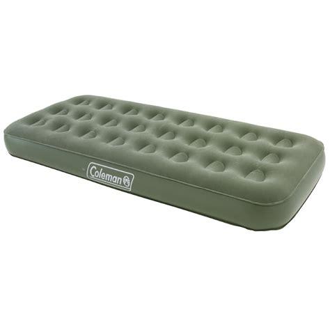 coleman bed coleman comfort bed single