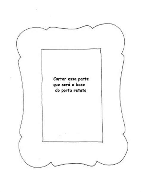 moldes d porta retrato echo d papel lembrancinhas para o natal estefania domenes