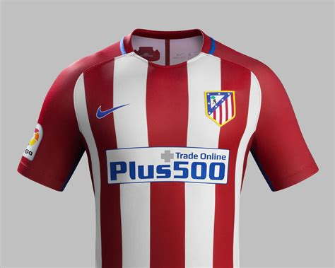 Jersey Play Atlico Madrid 2016 camisas do atl 233 tico de madrid 2016 2017 nike mantos do futebol