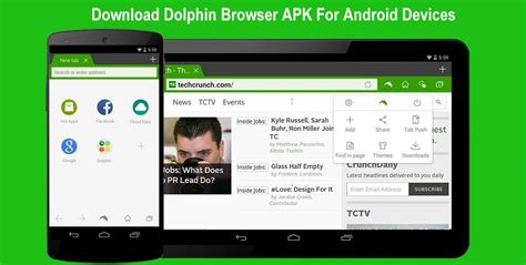 default browser apk dolphin browser apk for android devices youth plus india