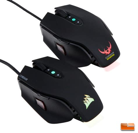 Corsair M65 Pro Rgb Mouse corsair gaming m65 pro rgb gaming mouse what s new to review legit reviews