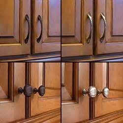 upgrade cabinet handles put kitchen cabinets to work
