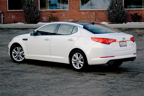 Kia Optima 2011 Reviews Review 2011 Kia Optima Ex