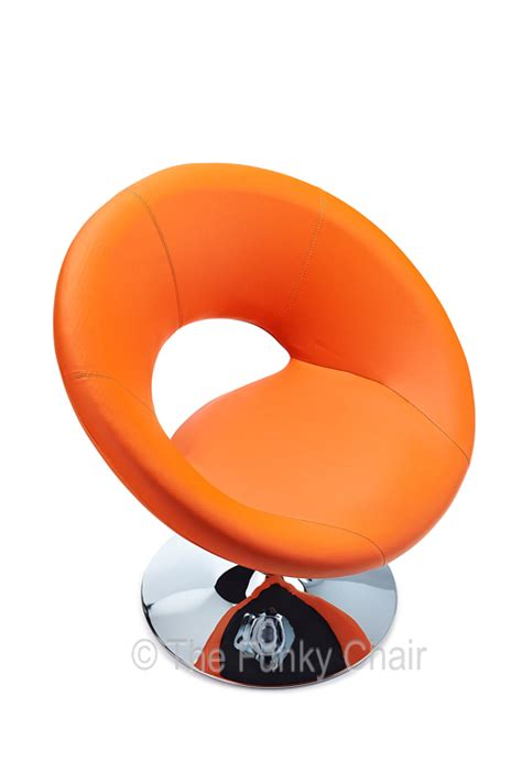 funky swivel chair faro funky swivel chair in six colours ebay