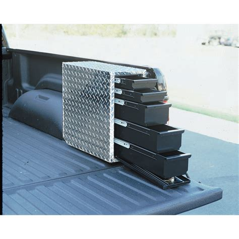 northern tool equipment aluminum sliding drawer truck
